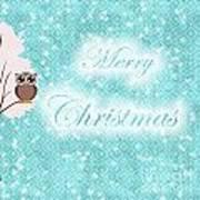 Christmas Card 7 Art Print