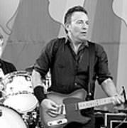 Bruce Springsteen 3 Art Print