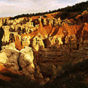 Bryce Canyon 3 Art Print