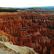 Bryce Canyon In The Afternoon Art Print