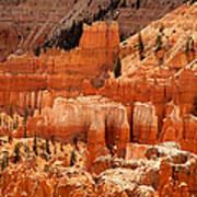 Bryce Canyon Landscape Art Print by Jane Rix