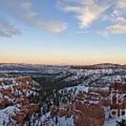 Bryce Canyon National Park Utah Art Print