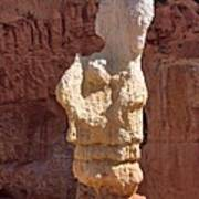 Bryce Canyon Rock Formation Art Print