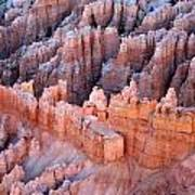 Bryce Canyon Sun Rising Art Print