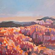 Bryce Canyon - Utah Art Print