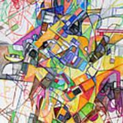 bSeter Elyion 20 Art Print