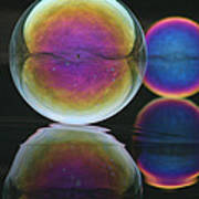 Bubble Spectacular Art Print