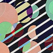 Bubble Universe Art Print