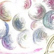 Bubbles Bubbles Art Print