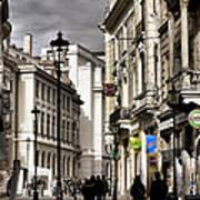 Bucharest The Little Paris Art Print
