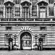 Buckingham Palace London Art Print