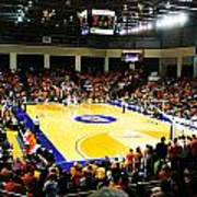 Bucknell Bison Sojka Pavilion Art Print by Replay Photos