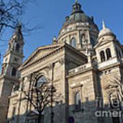 Budapest Opera House Art Print