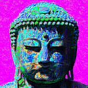 Buddha 20130130p76 Art Print