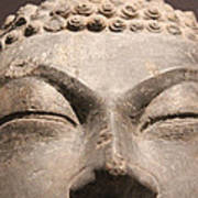 Buddha 6 Art Print