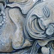 Buddha Bella Art Print