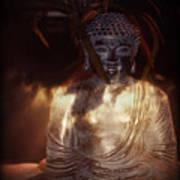 Buddha Art Print by Eva Thomas