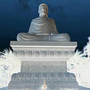 Buddha In Enlightenment II Art Print