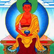 Buddha Of Infinite Light 39 Art Print