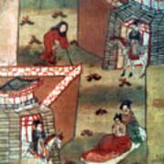 Buddha Prince Siddhartha Art Print