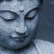 Buddha Statue Art Print by Dan Sproul