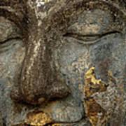 Buddha Thailand 1 Art Print