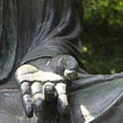 Buddha's Hand Art Print