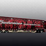Budweiser Art Print