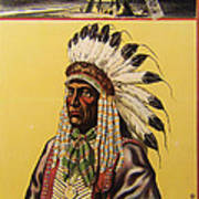 Buffalo Bills Wild West Art Print