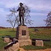 Buford At Gettysburg Art Print