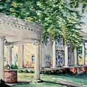 Buford House Art Print