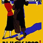 Buick 1932 Art Print