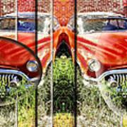 Buick Eight Eight Buick Art Print