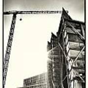 Building London 1 Art Print