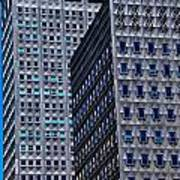 Buildings Downtown Pittsburgh Art Print