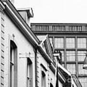 Buildings In Maastricht Art Print