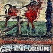 Bull Durham Art Print