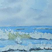 Bulli Beach Art Print