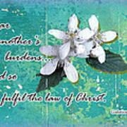 Burden Bearers Art Print