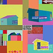 Burger Joint #2 Art Print