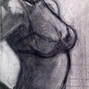 Burlesque 002 Art Print