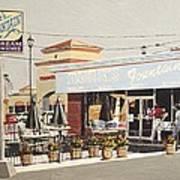 Burr's On Folsom Boulevard Art Print
