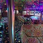 Bus Ride Art Print