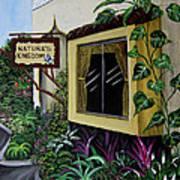 Busch Gardens Scene Art Print