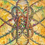 Butterfly Concept Art Print