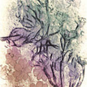Butterfly Happiness Art Print by Jill Balsam