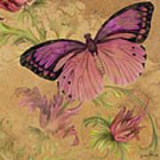 Butterfly Inspirations-d Art Print