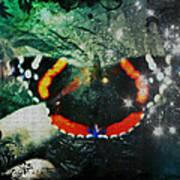 Butterfly Magick Art Print