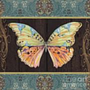 Butterfly Tapsetry-jp2197 Art Print