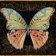 Butterfly Treasure-sofia Art Print